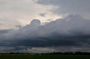 Efter moln kommer sol