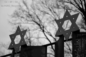 Monument över de som for till Sobibor
