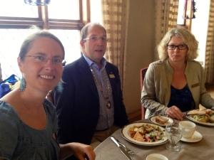 Lunch på Rotary Slottsstaden