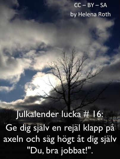 Julkalender16