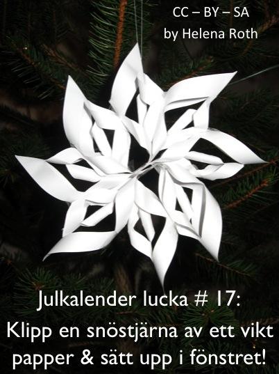 Julkalender17