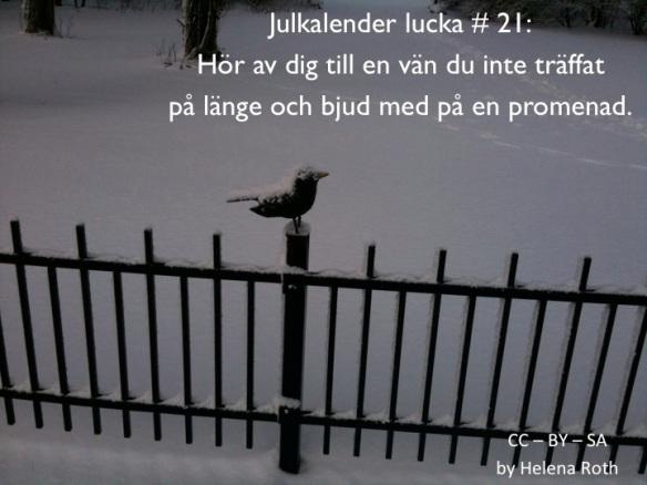 Julkalender21
