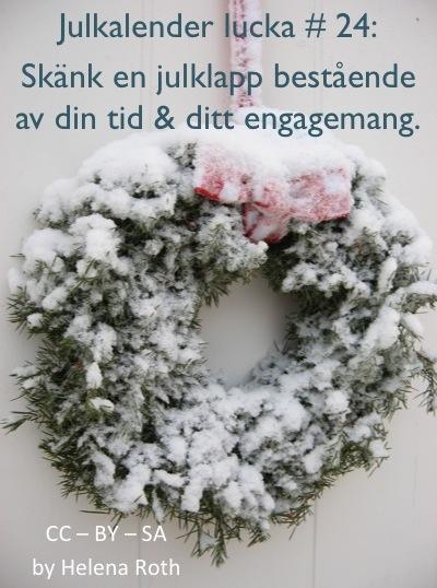 Julkalender24