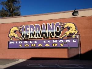 Serrano Cougars