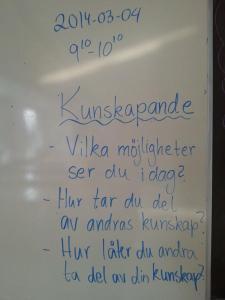 Kunskapande