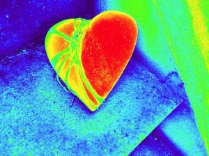 kärlek med värmekamera