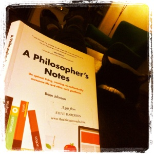 A Philosopher's Notes