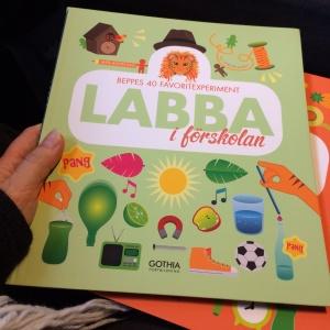 Labba med Beppe i förskolan