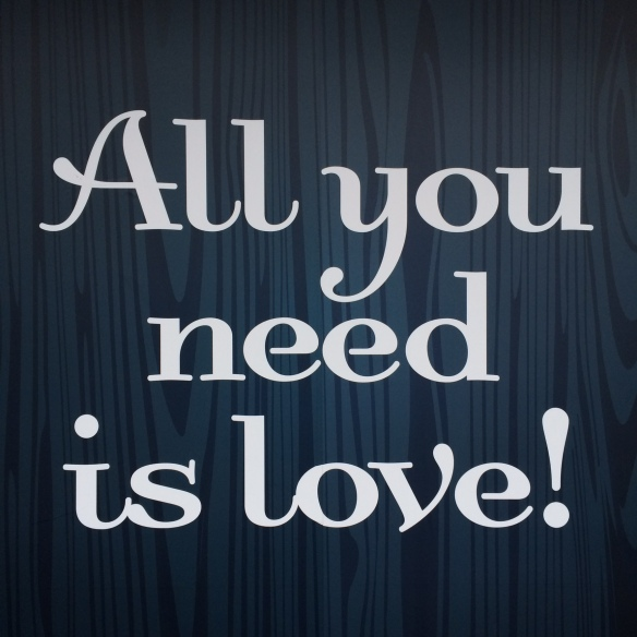 AllYouNeedIsLove