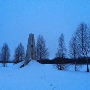 Walk n Talk under #afkUmeå längs Umeälven