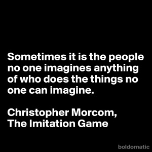 no one can imagine