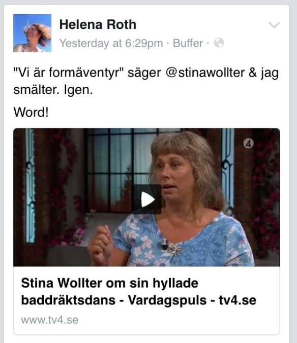 Stina Wollter