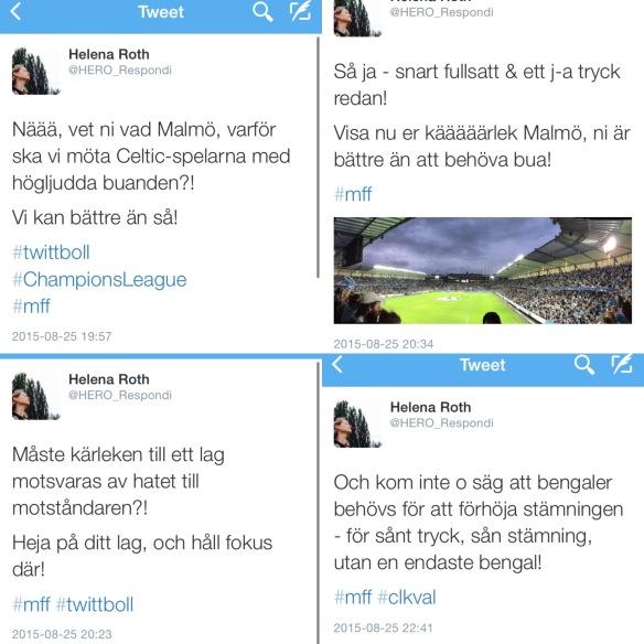 MFF Celtic twitter