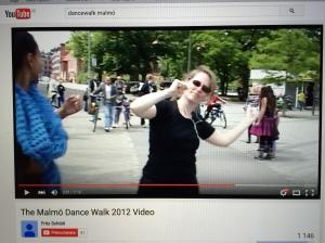dancewalk