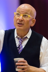 Seth Godin London Q&A by Rajesh Taylor